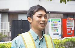 椛澤 遼(現場作業者)
